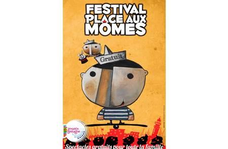 Festival Place aux Mômes : Spectacle