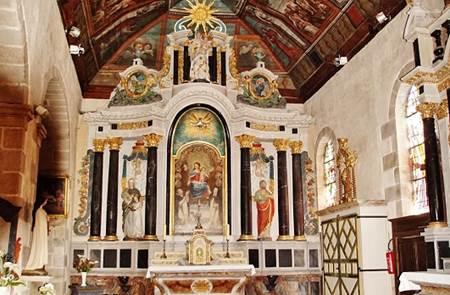 Conférence: L'histoire de l'église de Carnac