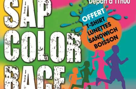 SAP Color Race (course festive et colorée)