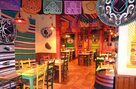 Restaurant Mexican's Tex Mex
