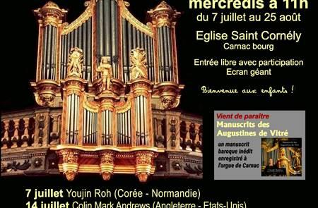 Festival International d'Orgue de Carnac