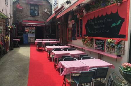 Restaurant Chez la Mère Six Sous
