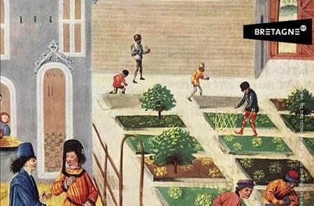 « Les jardins au Moyen Âge »