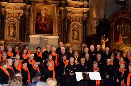 Concert Chorales Caecilia et Richmond Community Choir
