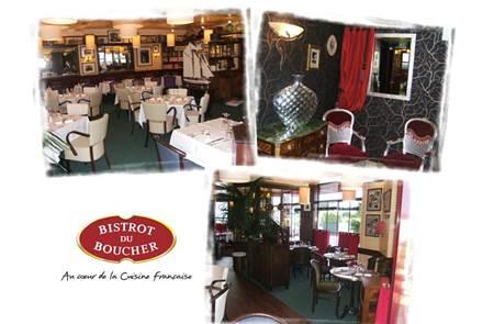 Restaurant Le Bistrot du Boucher