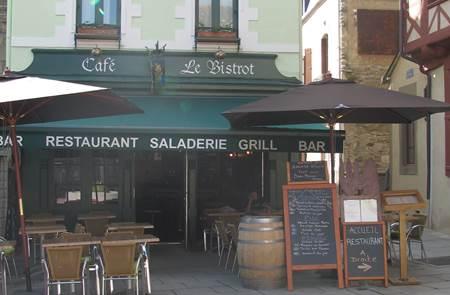 Bar-Restaurant Le Bistrot