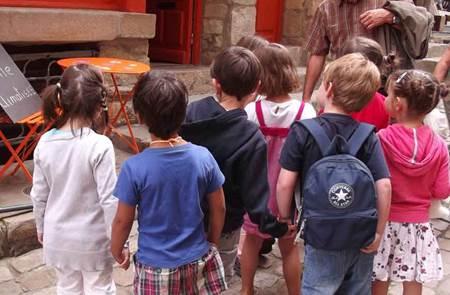 Le club des petits découvreurs (4-6 ans): Têtes en l'air