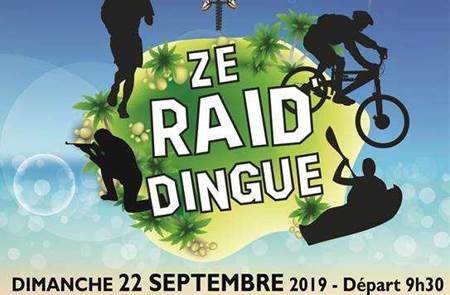 Ze raid Dingue