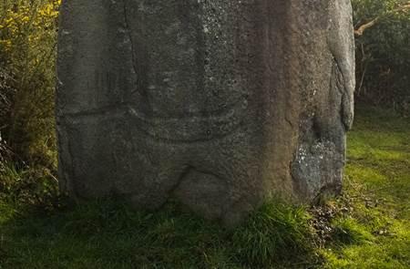 Menhir de Kermaillard