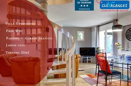 Clévacances - Meublé 056MS000229 -