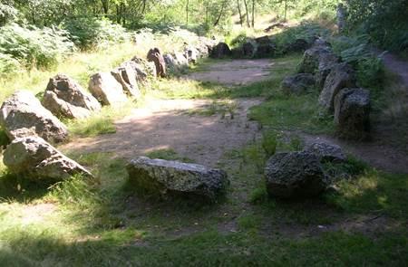 Mégalithes en Brocéliande