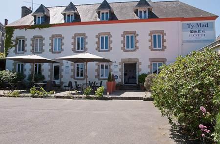 Hôtel-Restaurant Ty Mad
