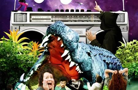 Cut The Alligator en concert