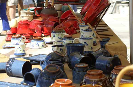 Marché des arts et de l'artisanat