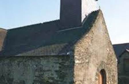 Chapelle Saint-Méen