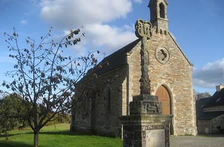 Chapelle et calvaire Saint-Marc