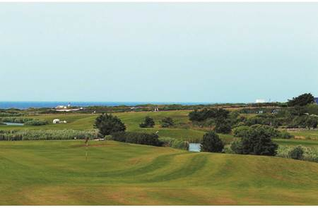 Golf Ploemeur Océan
