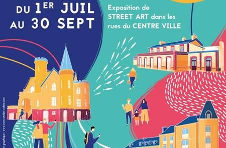 Exposition Street Art - Les chemins du large