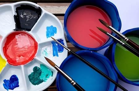 Atelier peinture acrylique - Accueil St Joseph