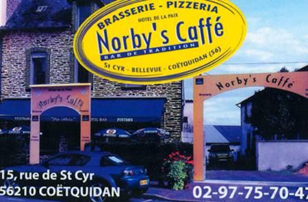 Restaurant-Pizzeria La Paix-Norby's Caffé