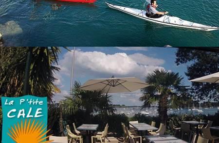 Bar La P'tite Cale - Kerners Kayak