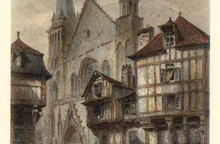 Les samedis d'Art et d'Histoire : la Cathédrale Saint-Pierre