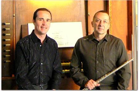 Concert - Orgue et Flûte Le Clavier Enchanteur
