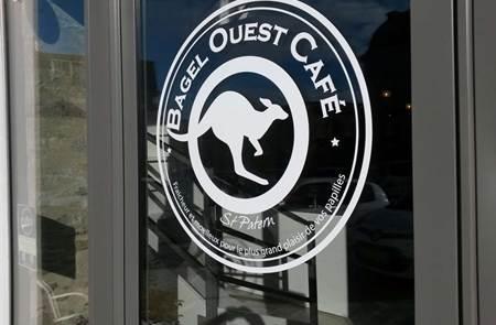 Restaurant Le Bagel Ouest Café
