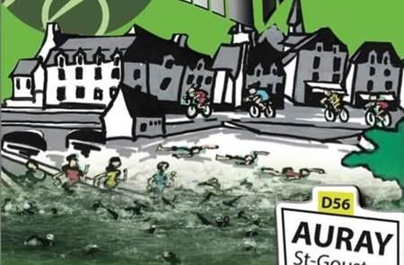 Tri Alré Race - Championnat de Triathlon et de ducathlon - Saint-Goustan Auray