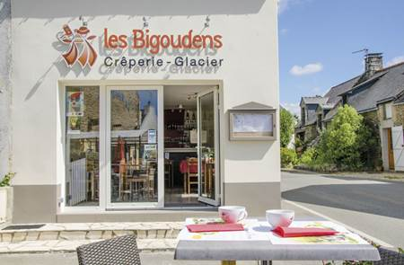 Crêperie - Glacier Les Bigoudens