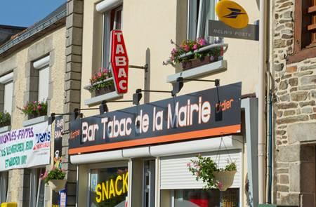 Bar-restaurant Le Bar de la Mairie