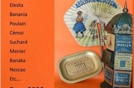 Exposition sur le chocolat au Musée des Arts, Métiers et Commerces