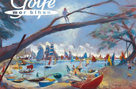 Expo photos : 20 ans de passion maritime - Semaine du Golfe