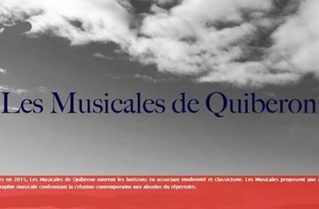 Concert Les Musicales, le Quatuor Laloy