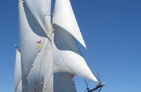 Croisière Vieux Gréement, de quelques heures à plusieurs jours, sur un voilier du patrimoine, au départ de Port Haliguen, Port Blanc, Etel, Lorient..