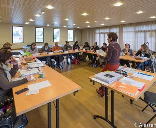 Salle Asphodele Questembert - Morbihan Bretagne Sud © Alessadro Gui